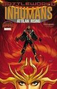 Cover-Bild zu Soule, Charles: Inhumans: Attilan Rising