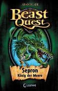 Cover-Bild zu Blade, Adam: Beast Quest 2 - Sepron, König der Meere
