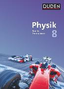 Cover-Bild zu Duden Physik, Gymnasium Bayern - Neubearbeitung, 8. Jahrgangsstufe, Schülerbuch von Hermann-Rottmair, Ferdinand