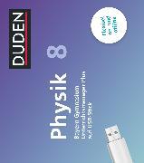 Cover-Bild zu Duden Physik, Gymnasium Bayern - Neubearbeitung, 8. Jahrgangsstufe, Unterrichtsmanager Plus auf USB-Stick, Inkl. E-Book als Zugabe und Begleitmaterialien