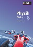Cover-Bild zu Duden Physik, Gymnasium Bayern - Neubearbeitung, 8. Jahrgangsstufe, Lehrermaterial