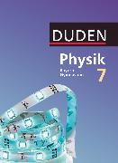 Cover-Bild zu Duden Physik, Gymnasium Bayern - Neubearbeitung, 7. Jahrgangsstufe, Schülerbuch von Hermann-Rottmair, Ferdinand