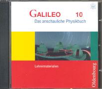 Cover-Bild zu Galileo, Das anschauliche Physikbuch, Ausgabe für Gymnasien in Bayern, 10. Jahrgangsstufe, Lehrermaterialien auf CD-ROM von Deger, Hermann