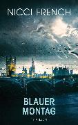 Cover-Bild zu Blauer Montag (eBook) von French, Nicci