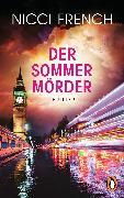 Cover-Bild zu Der Sommermörder (eBook) von French, Nicci
