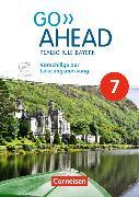 Cover-Bild zu Go Ahead 7. Schuljahr. Realschulen. Neue Ausgabe. Vorschläge zur Leistungsmessung. CD-Extra. BY von Fleischhauer, Ursula