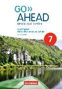 Cover-Bild zu Go Ahead 7. Schuljahr. Realschulen. Neue Ausgabe. Wordmaster. BY von Fleischhauer, Ursula