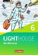 Cover-Bild zu English G Lighthouse 6. Allgemeine Ausgabe. Wordmaster mit Lösungen von Fleischhauer, Ursula