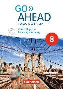 Cover-Bild zu Go Ahead - Realschule Bayern 2017. 8. Jahrgangsstufe - Vorschläge zur Leistungsmessung von Fleischhauer, Ursula