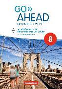 Cover-Bild zu Go Ahead 8. Schuljahr. Realschulen. Neue Ausgabe. Schulaufgabentrainer. BY von Fleischhauer, Ursula