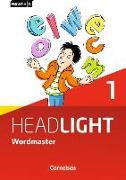 Cover-Bild zu English G Headlight 1. Allgemeine Ausgabe. Wordmaster von Fleischhauer, Ursula