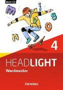 Cover-Bild zu English G Headlight 4. Allgemeine Ausgabe. Wordmaster with Key von Fleischhauer, Ursula