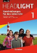 Cover-Bild zu English G Headlight 1. Allgemeine Ausgabe. Handreichungen für den Unterricht von Biederstädt, Wolfgang