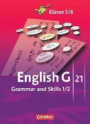 Cover-Bild zu English G 21. Ausgabe A1/2. Grammar and Skills von Fleischhauer, Ursula
