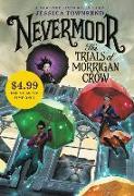 Cover-Bild zu Townsend, Jessica: Nevermoor: The Trials of Morrigan Crow