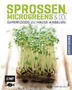 Cover-Bild zu Kullmann, Folko: Sprossen, Microgreens & Co
