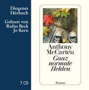 Cover-Bild zu McCarten, Anthony: Ganz normale Helden