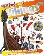 Cover-Bild zu Steele, Philip: DKfindout! Vikings (eBook)