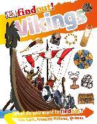 Cover-Bild zu Steele, Philip: DKfindout! Vikings