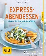 Cover-Bild zu Schinharl, Cornelia: Express-Abendessen (eBook)