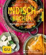 Cover-Bild zu Schinharl, Cornelia: Indisch kochen