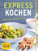 Cover-Bild zu Schinharl, Cornelia: Expresskochen - schneller geht's nicht (eBook)