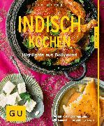 Cover-Bild zu Schinharl, Cornelia: Indisch kochen (eBook)