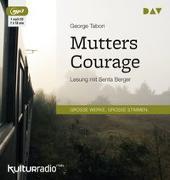 Cover-Bild zu Tabori, George: Mutters Courage