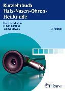 Cover-Bild zu Kurzlehrbuch Hals-Nasen-Ohren-Heilkunde (eBook) von Behrbohm, Hans (Beitr.)