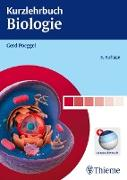 Cover-Bild zu Kurzlehrbuch Biologie (eBook) von Poeggel, Gerd