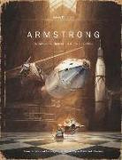 Cover-Bild zu Kuhlmann, Torben: Armstrong. Englische Ausgabe