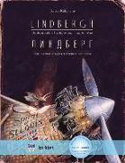 Cover-Bild zu Kuhlmann, Torben: Lindbergh. Kinderbuch Deutsch-Russisch mit MP3-Hörbuch zum Herunterladen