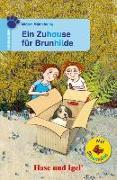 Cover-Bild zu Müntefering, Mirjam: Ein Zuhause für Brunhilde / Silbenhilfe. Schulausgabe