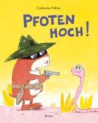 Cover-Bild zu Valckx, Catharina: Pfoten hoch!