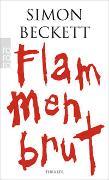 Cover-Bild zu Beckett, Simon: Flammenbrut