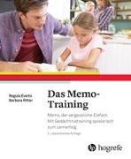 Cover-Bild zu Das Memo-Training von Everts, Regula