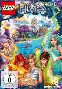 Cover-Bild zu LEGO Elves-Die Elfen aus Elvendale DVD 1 von Various (Komponist)