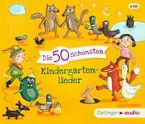 Cover-Bild zu Die 50 schönsten Kindergartenlieder (3CD) von Various