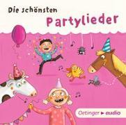 Cover-Bild zu Die schönsten Partylieder (CD) von Various