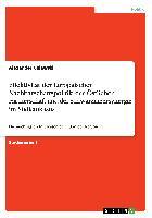 Cover-Bild zu Effektivität der Europäischen Nachbarschaftspolitik, der Östlichen Partnerschaft und der Schwarzmeersynergie im Südkaukasus von Gajewski, Alexander