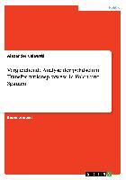 Cover-Bild zu Vergleichende Analyse der politischen Transformationsprozesse in Polen und Spanien von Gajewski, Alexander