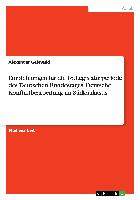 Cover-Bild zu Empfehlungen für die 18. Legislaturperiodedes Deutschen Bundestages. Deutsche Konfliktbearbeitung im Südkaukasus von Gajewski, Alexander