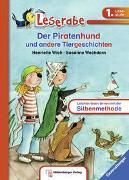 Cover-Bild zu Der Piratenhund - Leserabe 1. Klasse - Erstlesebuch für Kinder ab 6 Jahren von Wich, Henriette