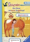 Cover-Bild zu Ein Pferd namens Gugelhupf - Leserabe 2. Klasse - Erstlesebuch für Kinder ab 7 Jahren von Garanin, Melanie