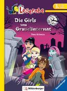 Cover-Bild zu Die Girls vom Gruselinternat - Leserabe 3. Klasse - Erstlesebuch für Kinder ab 8 Jahren von Schwarz, Thea