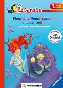 Cover-Bild zu Pimpinella Meerprinzessin und der Delfin - Leserabe 1. Klasse - Erstlesebuch für Kinder ab 6 Jahren von Luhn, Usch