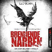 Cover-Bild zu Brennende Narben - Ein Fall für Mara Billinsky 3 (Gekürzt) (Audio Download) von Born, Leo