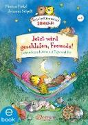 Cover-Bild zu Jetzt wird geschlafen, Freunde! Gutenachtgeschichten mit Tiger und Bär (eBook) von Fickel, Florian