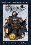 Cover-Bild zu Joe Benitez: Lady Mechanika Steampunk Coloring Book Vol 2
