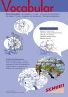 Cover-Bild zu Vocabular - Kalender, Zeit, Wetter von Lehnert, Susanne